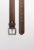 Pringle - Hewitt belt - brown