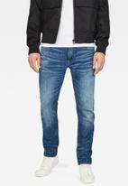 G-Star RAW - D-Staq 5 slim fit jeans - blue