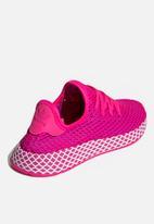 adidas Originals - Deerupt Runner W - shock pink/vivid pink/white
