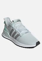 adidas Originals - U_Path Run - blue tint/ash grey/black