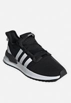 adidas Originals - U_Path Run - black/ash grey