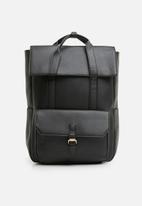 Superbalist - Ralph backpack - black