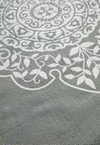 Sixth Floor - Dantela printed runner - grey