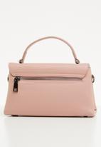 STYLE REPUBLIC - Chain detail bag- pink