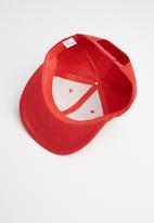 Superbalist - Eric peak cap - red