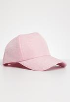 Superbalist - Chrissy peak cap - pink