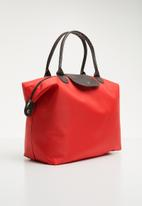 STYLE REPUBLIC - Basic weekender - red