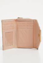 New Look - Felicity floral small purse - pink