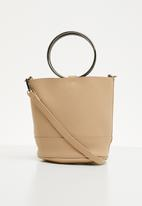 Superbalist - Shay bucket bag - beige