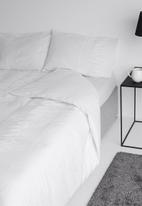 Linen House - Almira duvet cover set - white