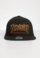 47 Brand - 47 X Thrasher X SF Giants wool snapback - black