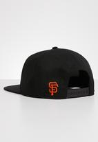 47 Brand - 47 X Thrasher X SF Giants goldyears snapback - black