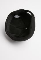 749f81cf Jay docker cap - black Superbalist Headwear   Superbalist.com
