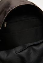 STYLE REPUBLIC - Cross zip backpack - brown