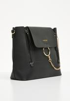 BLACKCHERRY - Cross-over bag - black