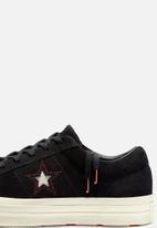 Converse - One Star Ox - black/sedona red/egret