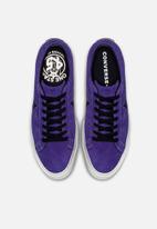 Converse - One Star Ox - court purple/black/white