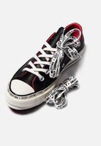 Converse - Chuck 70 Ox - black/sedona red/egret
