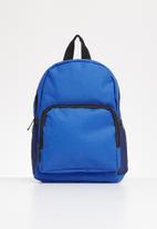 POP CANDY - Printed backpack - dark blue