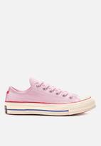 Converse - Chuck 70 Ox  - pink foam/enamel red/egret