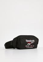 Reebok Classic - Printemps ete waistbag - black