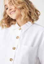 Cotton On - Meg shirt - white
