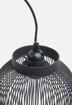 Sixth Floor - Sema pendant - black