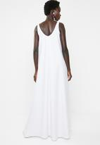 AMANDA LAIRD CHERRY - Nesiwe vest maxi dress - multi