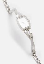 DKNY - DKNY ladies crosswalk - silver