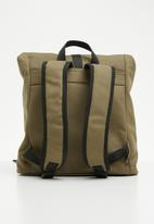 Superbalist - Ronan utility backpack - khaki