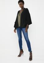 Vero Moda - Doll kimono jacket - black