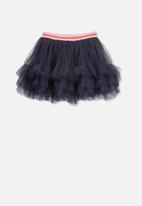 Cotton On - Trixiebelle tulle skirt - navy