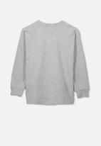 Cotton On - Tom loose fit tee - grey