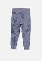 Cotton On - Leo trackpant - blue