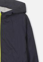 Cotton On - Whitney spray jacket - navy