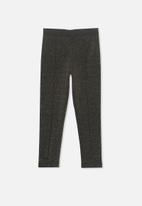 Cotton On - Peggy pant - black & gold
