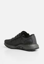adidas Performance - PureBOOST All Terrain -  core black/solid grey