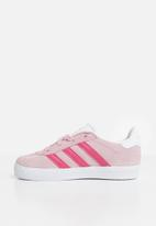 adidas Originals - Gazelle - pink / magenta / white