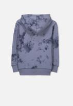Cotton On - Liam hoodie - blue
