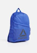 Reebok - Action backpack - blue