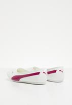 PUMA - Basic ballerina PS DP Puma - white