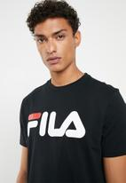 FILA - Deckle tee - black