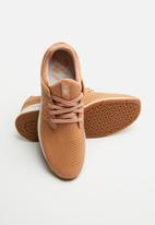 New Balance  - 247 leather pack - tan
