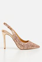 Madison® - Jubilee heel - rose gold