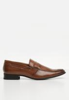Gino Paoli - Mark formal shoe - tan