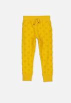 Cotton On - Kallie trackpant - yellow