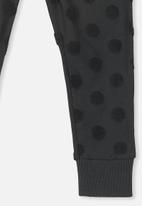 Cotton On - Kallie trackpant - black