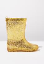 Cotton On - Fashion golly - gold