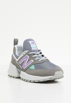 New Balance  - S574 V2 Patch Work Pack - grey