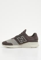 New Balance  - 247 Cotton Pack - grey